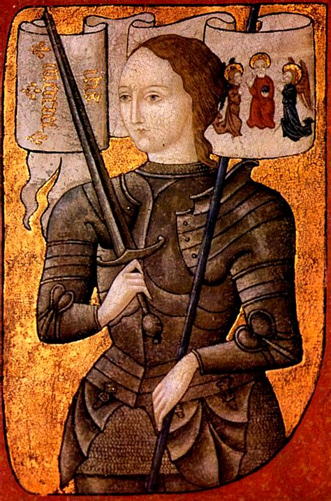 joan of arc may 30 1431 joan of arc is martyred on this day in history