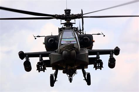 Helicopter Apache Combat Ah 64 Apache Multi Mission Combat Helicopter Thai