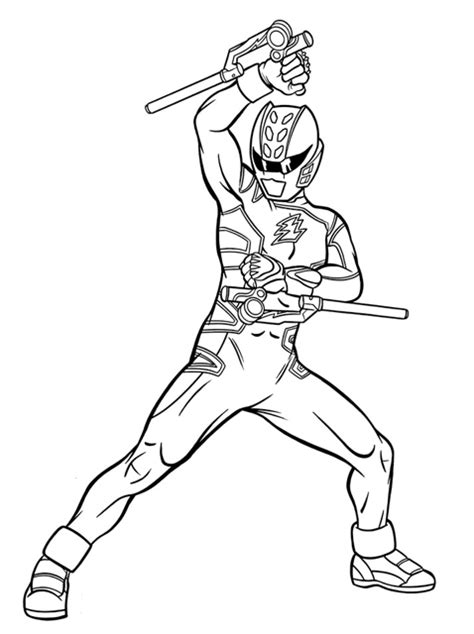 power rangers antonio coloring pages free gold power ranger coloring pages