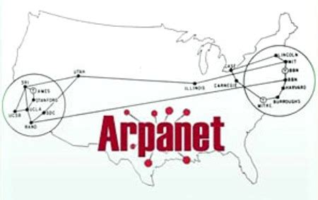 historical hacking philes: arpanet information brochure