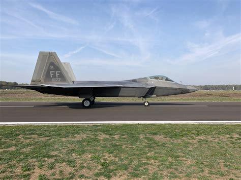 f 22 raptor fighter jets visit kleine brogel air base belgium aviation24 be