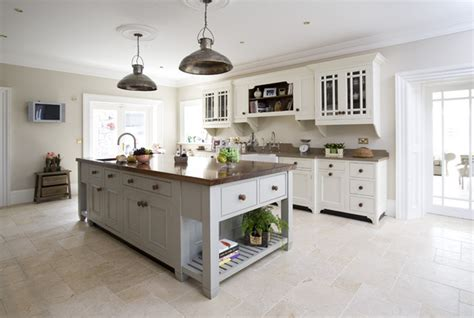 painted country kitchens free standing painted country kitchen traditional