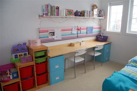15 of the coolest diy craft room tables