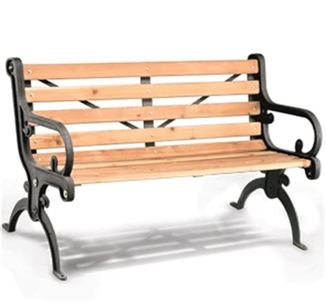 wrought iron bench wood slats villa style park bench wood park benches belson outdoors