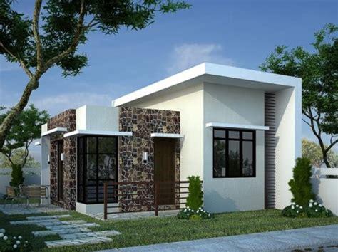 desain atap rumah 1 lantai desain atap rumah datar untuk tilan kontemporer