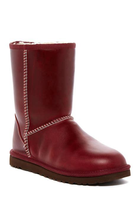 shoes at nordstrom ugg leather boots nordstrom rack