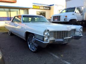 Seattle Cadillac Seattle S Classics 1965 Cadillac Sedan