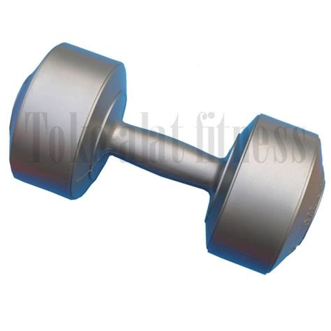 Dumbell 10 Kg Plastik win dumbell plastik 8kg toko alat fitness