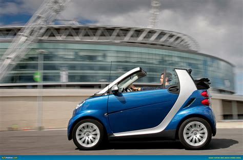 Toyota Smart Car Ausmotive 187 Smart Fortwo Mhd Makes Prius Green With Envy