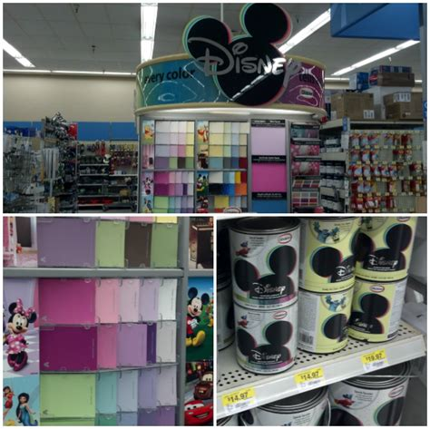 paint colors walmart minnie mouse with glidden disney paint