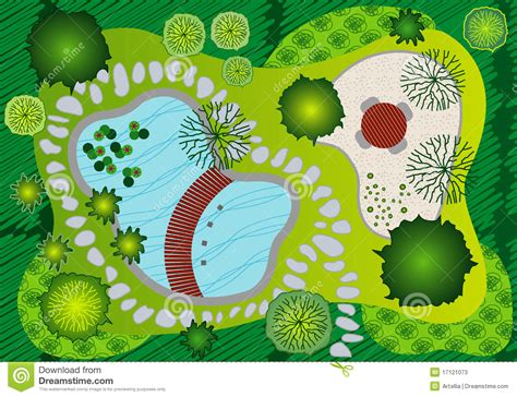 layout garden design garden layout design clipart