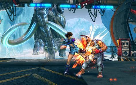 fighter x tekken screenshots geforce fight x tekken pc geforce