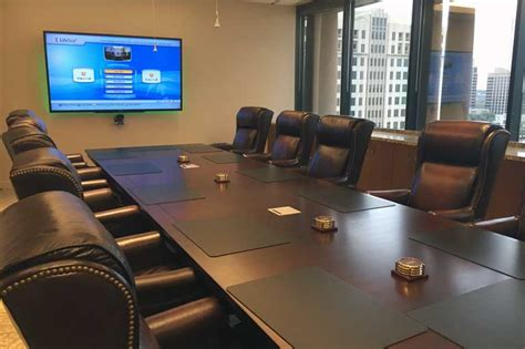 conference room equipment conference room av design and integration panda power funds dallas