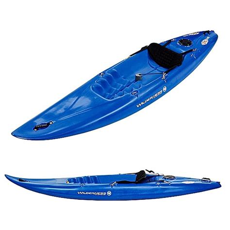 Kaos Kayak wilderness systems kaos sit on top surf kayak oak bay