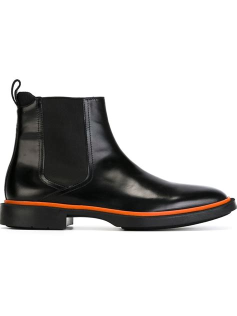 kenzo mens boots lyst kenzo cold play boots in black for