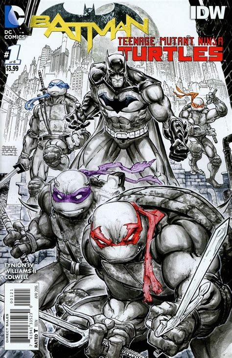 batman mutant turtles vol 1 batman mutant turtles 1 knights in a half