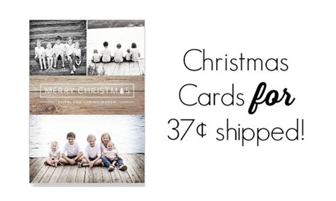 Christmas Gift Card Deals - christmas cards for 37 162 shipped southern savers
