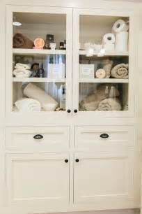 bathroom closets cabinets best 20 bathroom built ins ideas on small