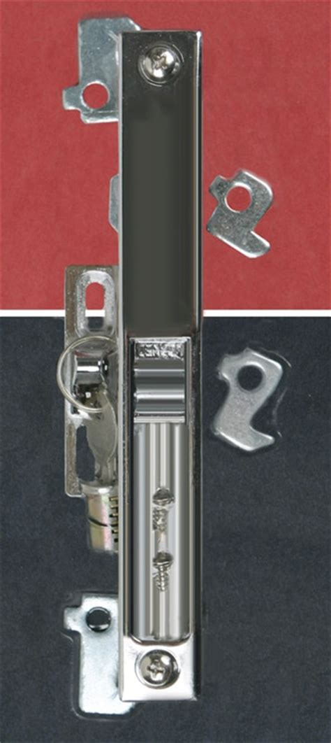 sliding patio door lock kit for mobile home manufactured
