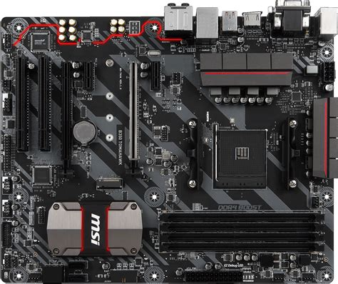 Ready Msi B350 Tomahawk Arctic overview for b350 tomahawk motherboard the world leader in motherboard design msi global