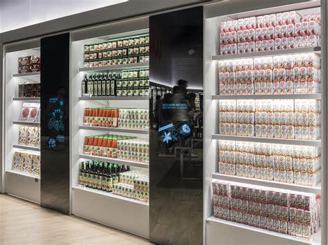librerie coop imola supermercato futuro expo 2015 cefla shop fitting
