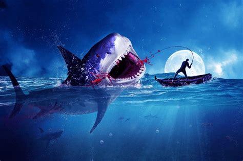 tutorial photoshop amazing amazing surreal shark photoshop tutorial you have to try