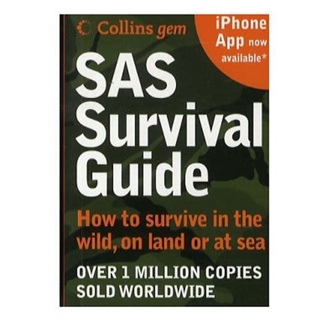 sftr a survival guide survival guides books sas survival guide gadgets and gifts boys toys gifts for