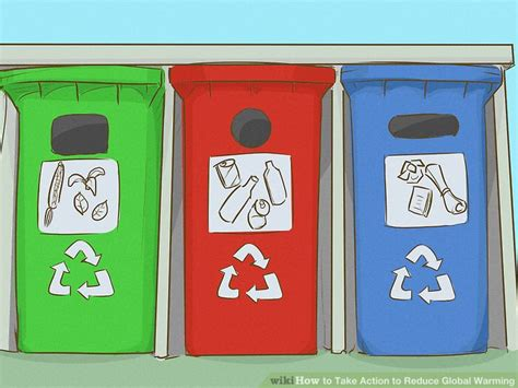 7 Smalls Steps To Being Eco Friendly by 3 Ways To Take To Reduce Global Warming Wikihow