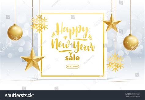 new year sale vector vector happy new year 2018 sale stock vector 712370221