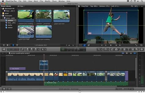 Tutorial Video Final Cut Pro X | free final cut pro x video training tutorial