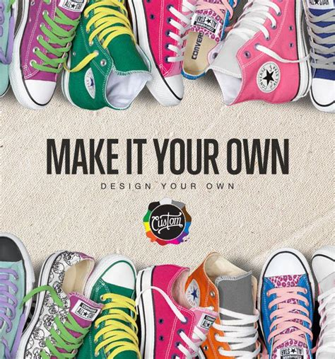how to make your own sneakers design your own converse i m always on this site