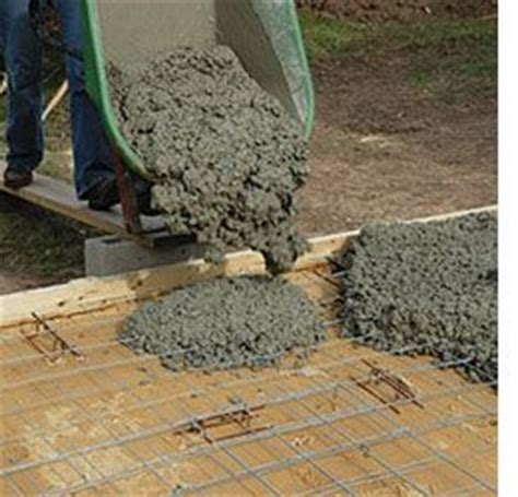 How To Lay Concrete Patio by How To Lay A Diy Concrete Patio For The Home