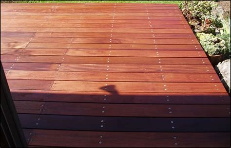 Hardwood Sleepers Sydney by Hardwood Decking Hardwood Timber Decking Sydney