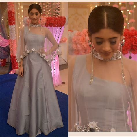 Dress Nayra this beautiful by the adhya designer naira yrkkh
