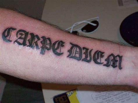 carpe diem tattoo jogja carpe diem tattoo