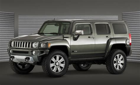 gmc working on hummer inspired roader mercedes