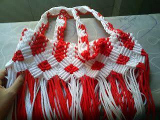 cara membuat tas tali kur dari awal sai selesai tas anyaman tali kur oleh bmi hongkong