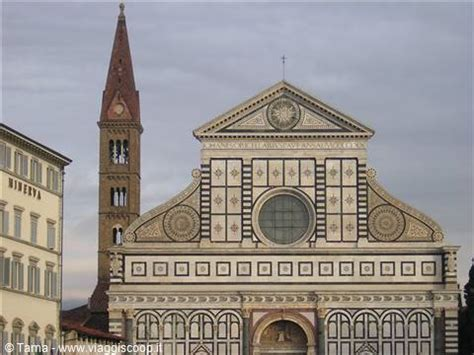 cupola santa novella firenze in solitaria italia