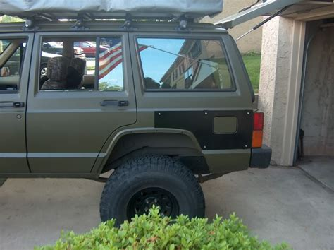 spray paint xj you the new xj color nc4x4