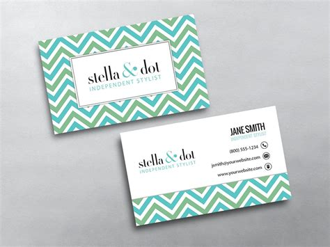 free stella and dot business card template stella and dot business cards free shipping