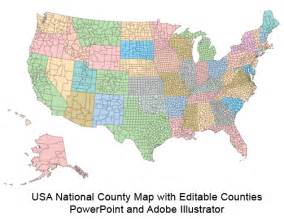 editable united states map usa county world globe editable powerpoint maps for