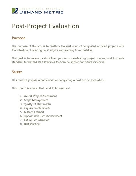 event evaluation form template