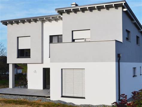 Fassade Modern by Hausfassade Modern Gestalten Waitingshare