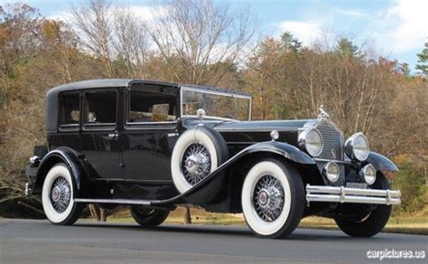 Packard Auto by Packard Cars 1930s Packard Cars 1930s Classic Cars