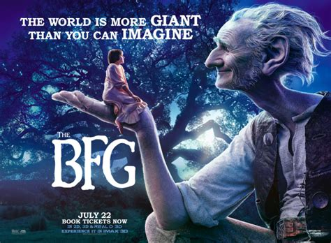the bfg el the bfg new posters and featurette land