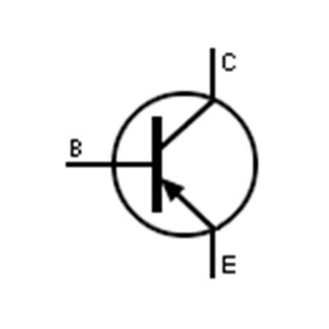 transistor pnp simbolo s 237 mbolos de transistores
