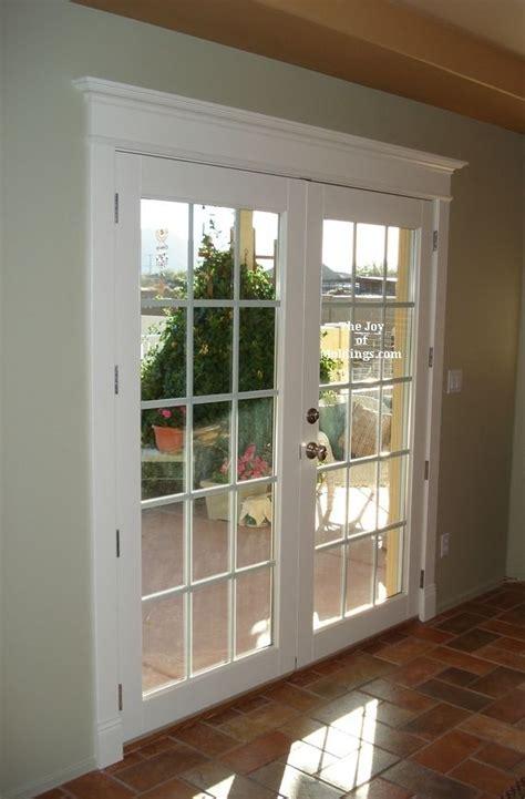 Patio Door Trim Molding 25 Best Ideas About Door Frame Molding On Door Casing Door Frames And Door Molding