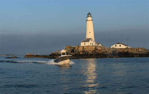 Boston Light To Celebrate 300th Anniversary New England Boston Lights