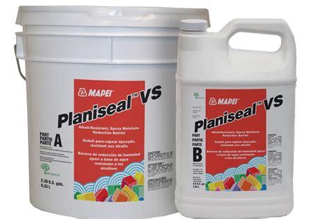 Mapei Planiseal VS  Concrete Construction Magazine
