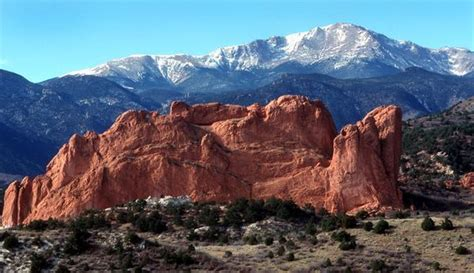 Garden Of The Gods Tour From Denver Colorado Mud Season Ideas Out Or Stay In The